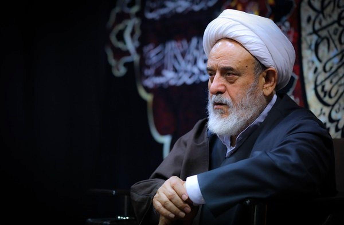 حجت الاسلام انصاریان: به حق مردم خیانت نکنید + توئیت