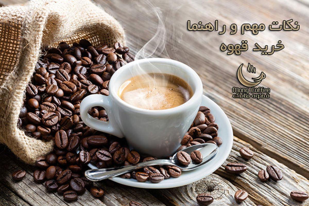 از کجا قهوه تازه بخریم؟ راهنما خرید اینترنتی قهوه