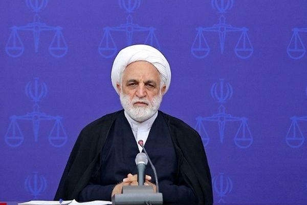 تاکید رئیس دستگاه قضا بر مراقبت قضات در برابر غفلتها
