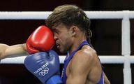 شکار لحظه های ناب در المپیک توکیو(گزارش تصویری)