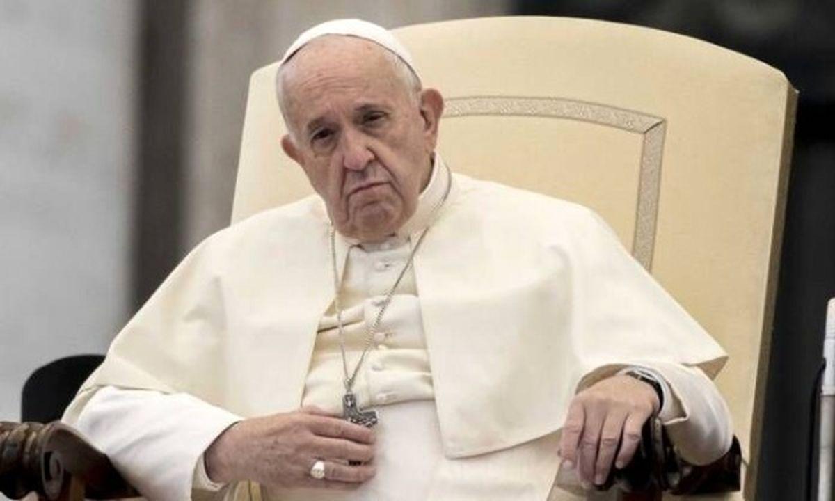 درخواست پاپ فرانسیس برای توقف فوری جنگ علیه فلسطین