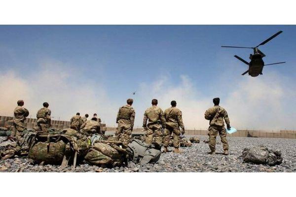 نیروهای آمریکایی به زودی فرودگاه قندهار را ترک میکنند