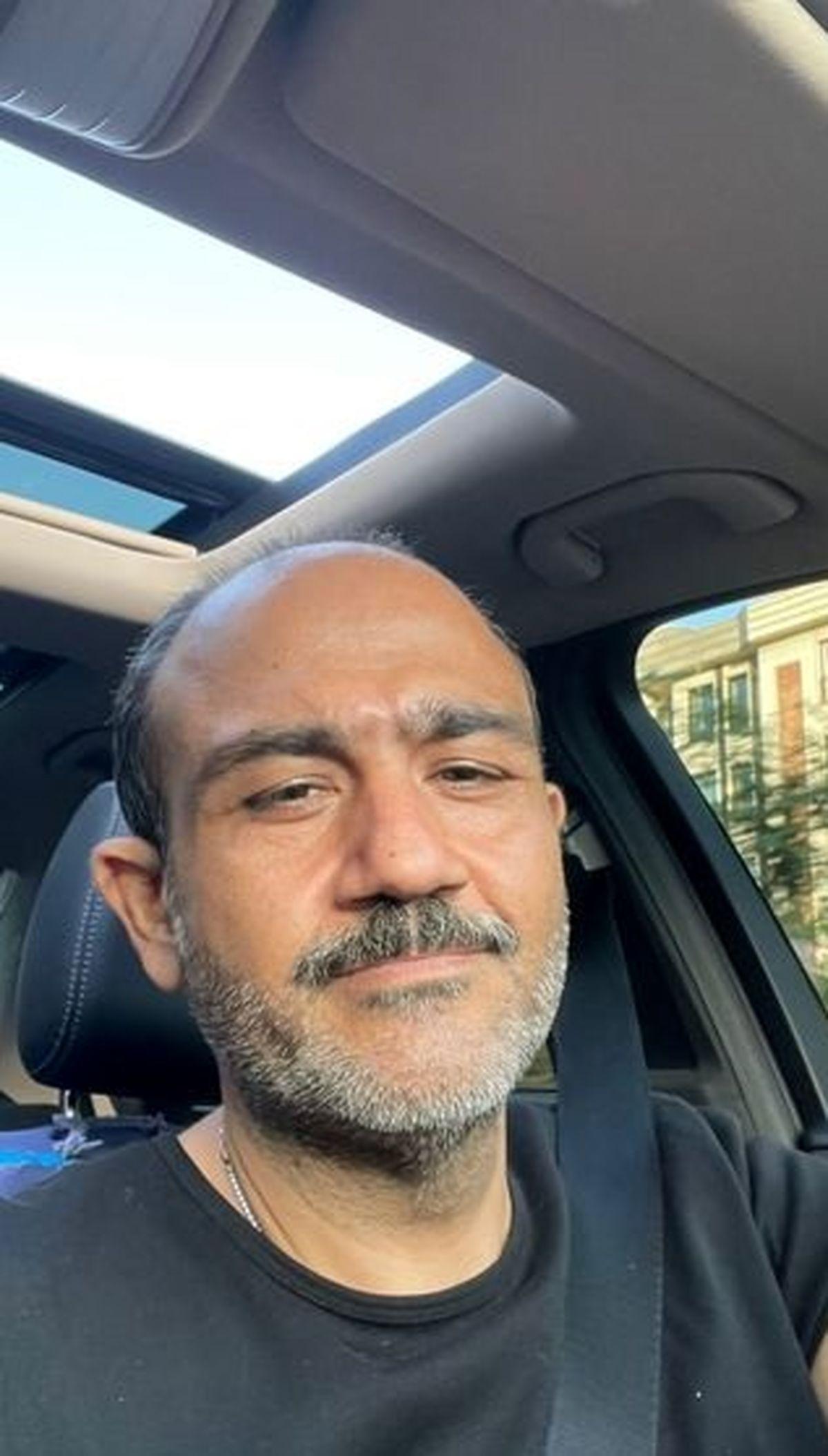 مهران غفوریان با دنیای بازیگری خداحافظی کرد+عکس دیده نشده