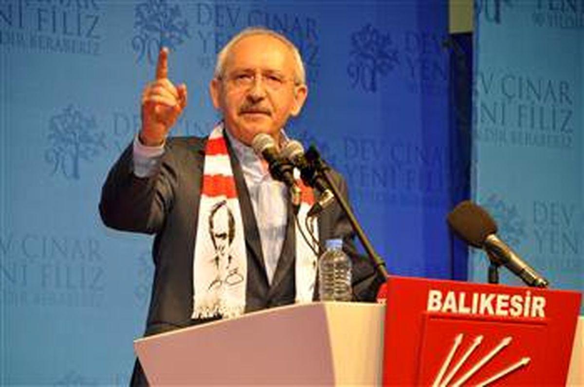 کلیچداراوغلو خطاب به اروپا: من اردوغان نیستم!