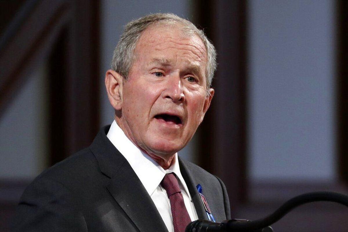 انتقاد شدید جرج دبلیو بوش از حزب جمهوری خواه آمریکا