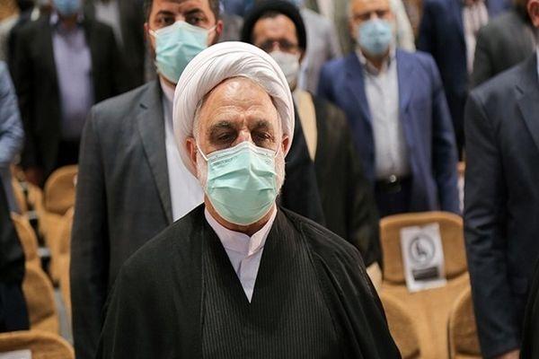 رئیس قوه قضائیه: از روی مردم خوزستان شرمندهایم
