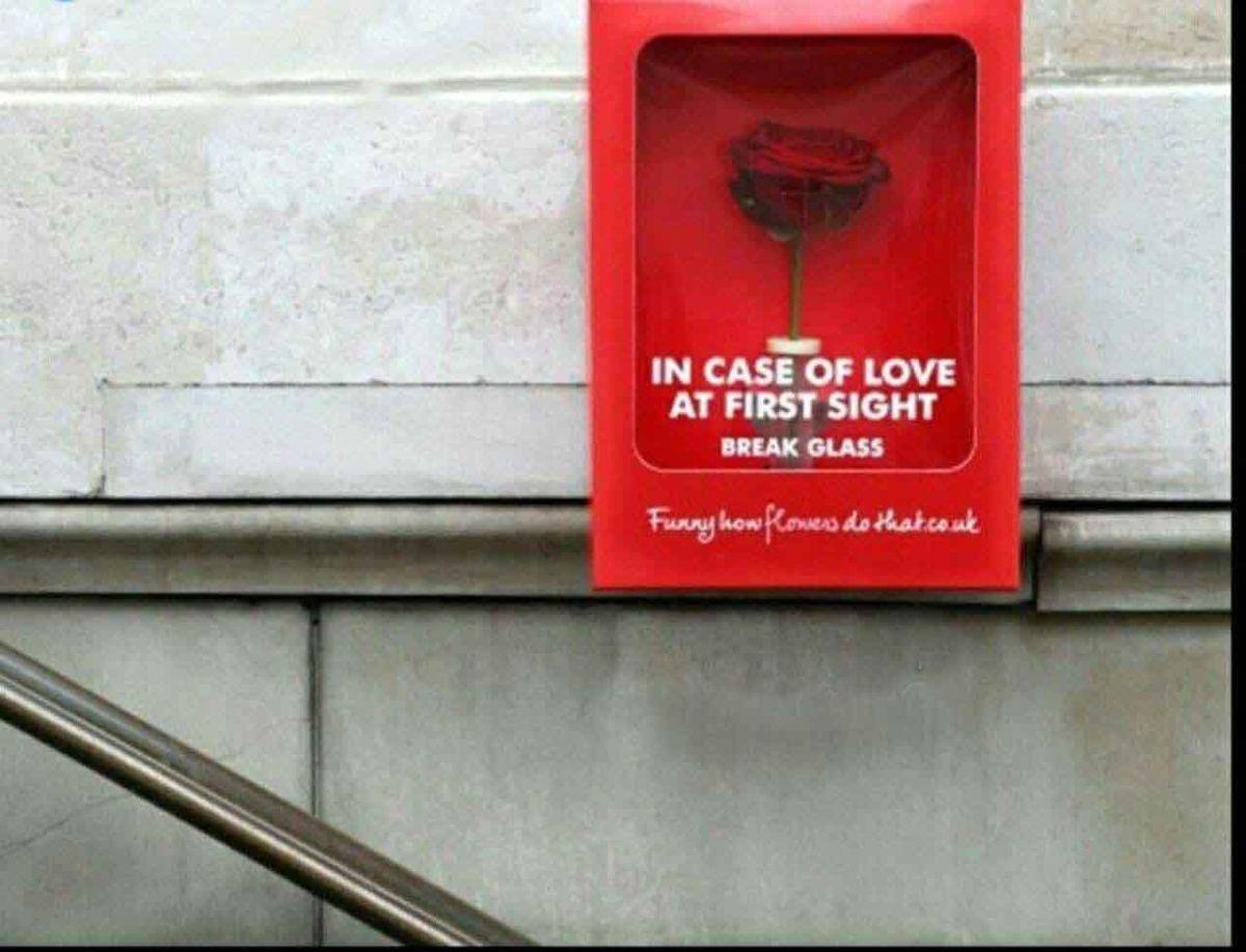 ایده جالب خیابانی هلند برای کسانی که در اولین نگاه عاشق می شوند