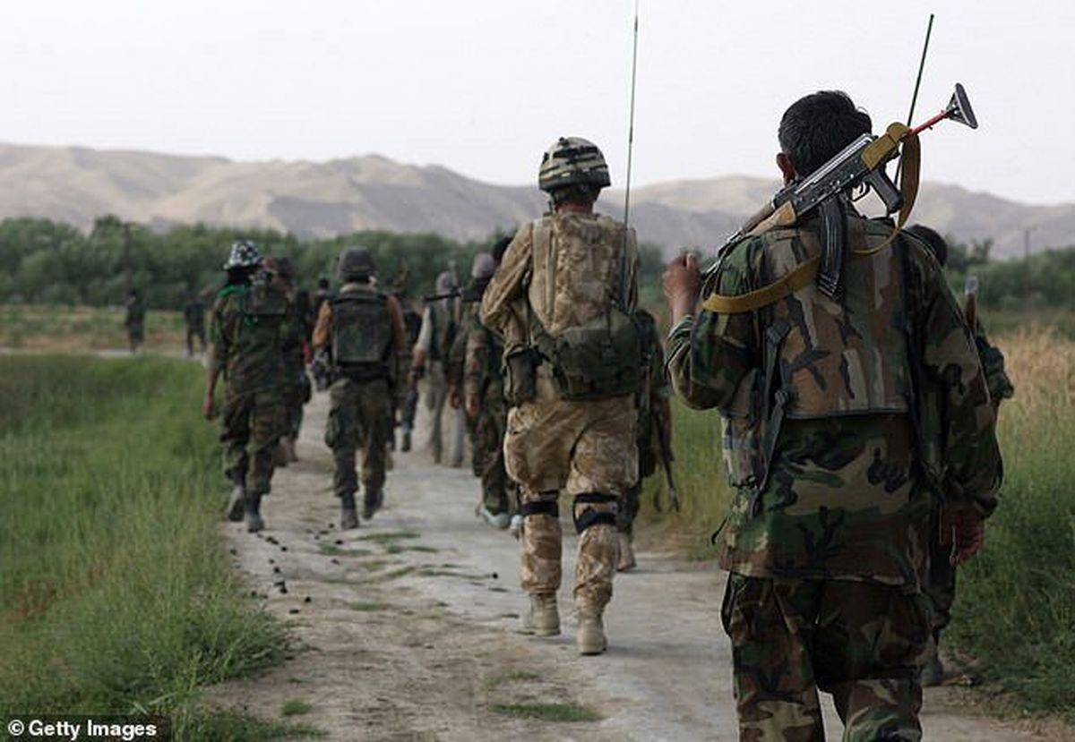 افشای هویت نیروهای فوق سری انگلیس