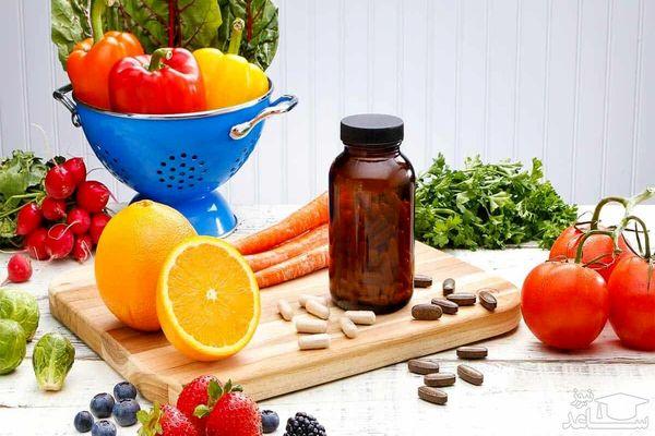 ۹ گزینه غذایی سالم که منابع غنی از آهن هستند!
