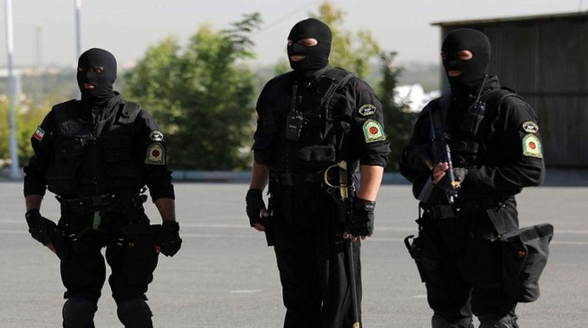 شهادت دردناک تکاور پلیس در نیکشهر + عکس تلخ