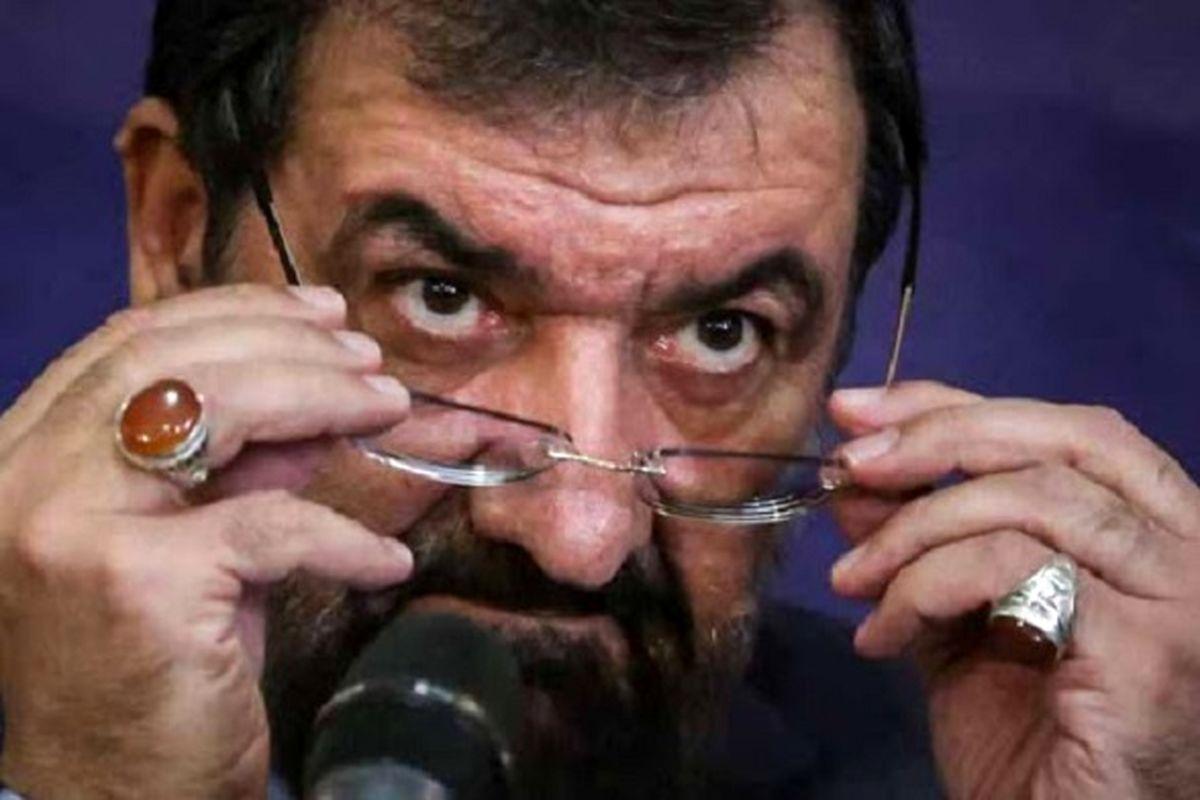 محسن رضایی کاندیدای ریاست جمهوری شد