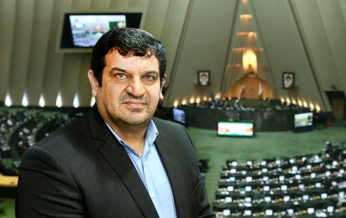 خشم نماینده آبادان از رئیس جمهور: از آه مادران خوزستانی بترس!