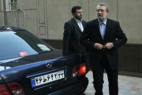 کاندیداتوری لاریجانی در انتخابات جدی شد؟