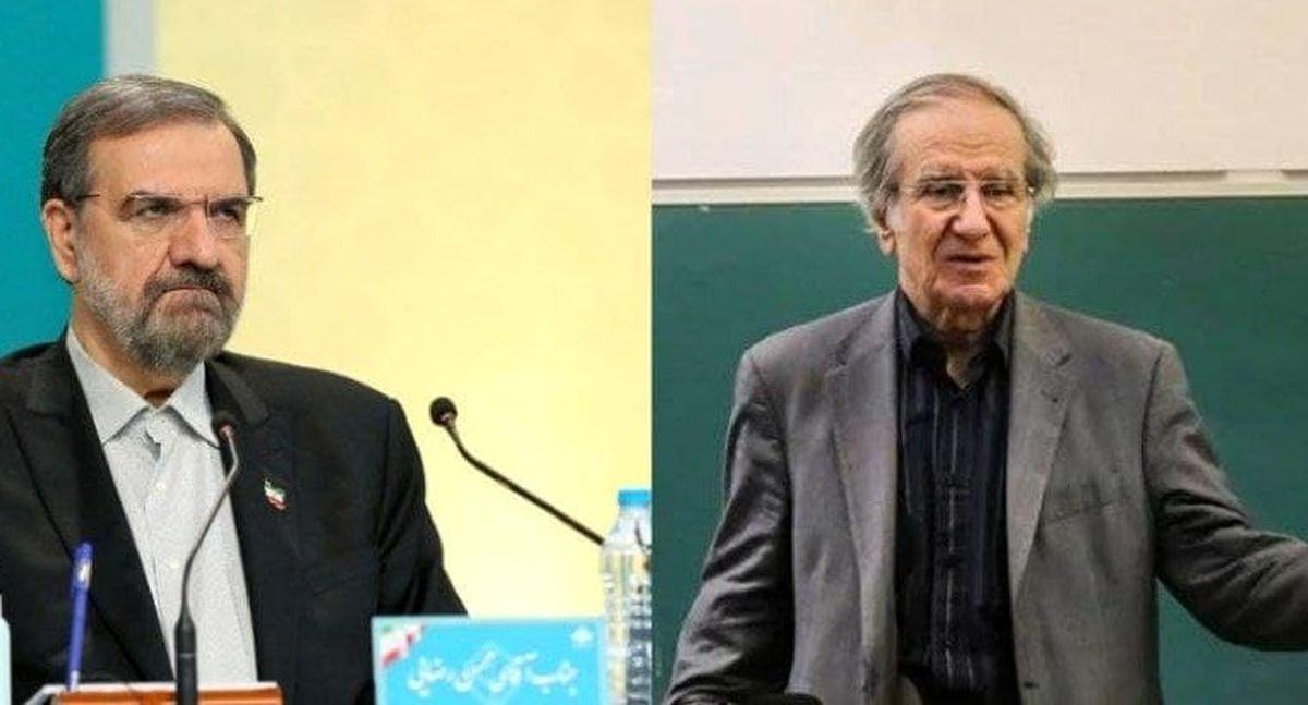 شکایت استاد محسن رضایی در دانشگاه تهران از همتی! + جزئیات