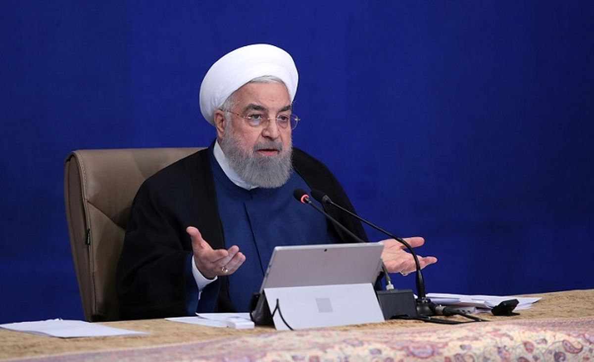 واکنش رئیس جمهور به دریافت واکسن ایرانی توسط رهبر انقلاب