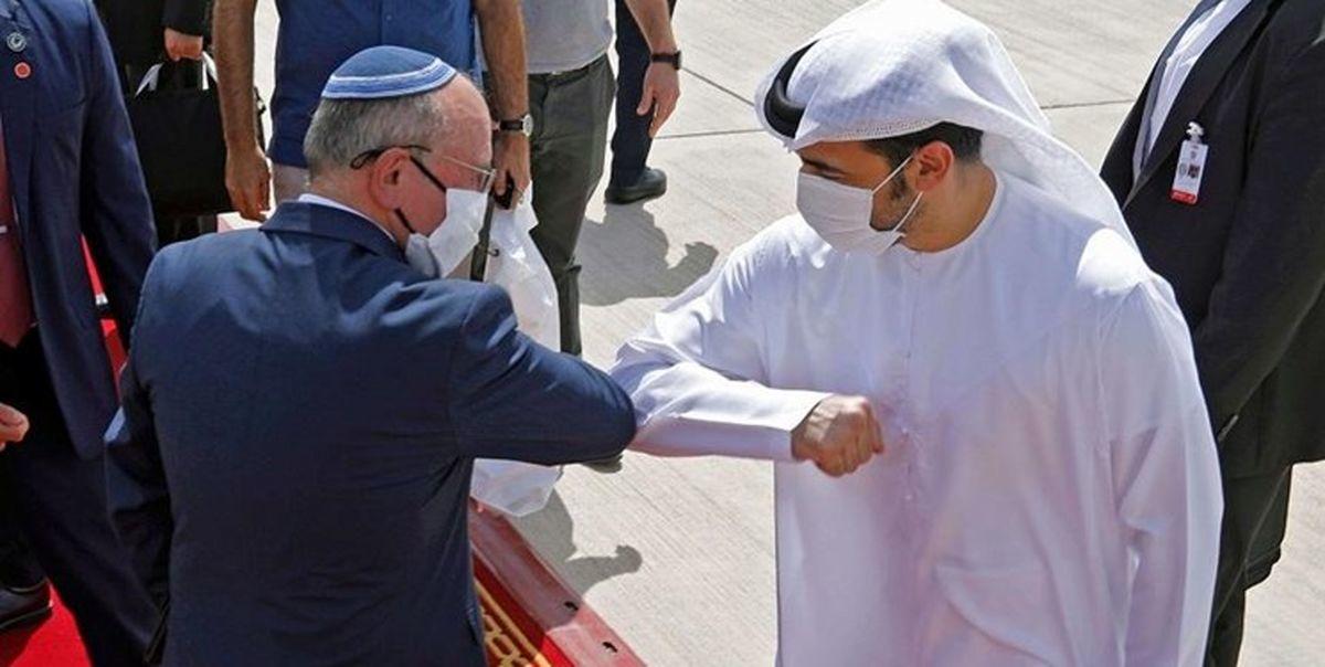 شهر نظامی اماراتی-اسرائیلی در زیر زمین لو رفت