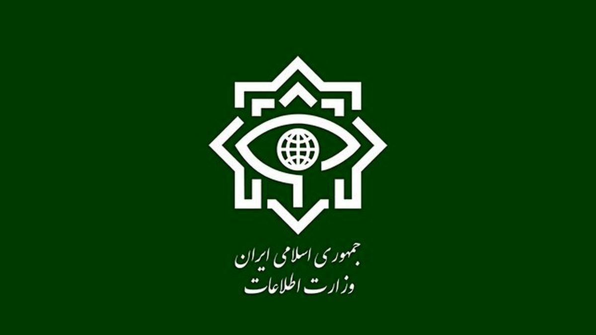 دستگیری مرتبطین سرویسهای اطلاعاتی خارجی