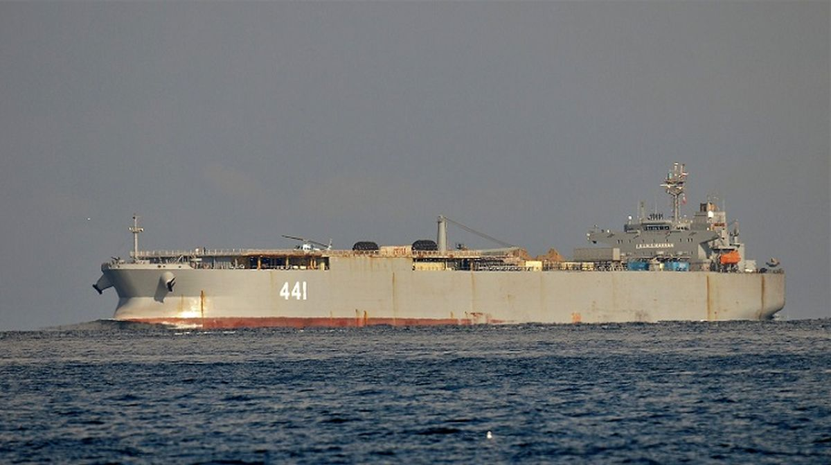 تحلیل USNI از ماموریت دریایی سهند و مکران  ایران وارد حوزه آمریکا شده است