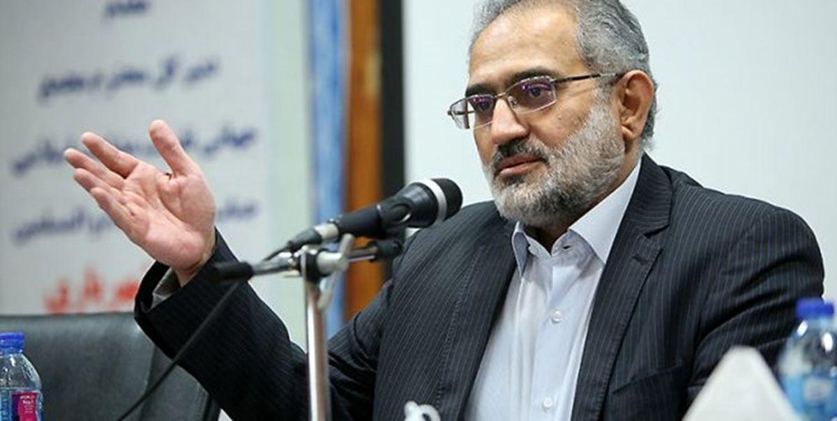 سید محمد حسینی به سمت معاون امور مجلس رئیس جمهور منصوب شد