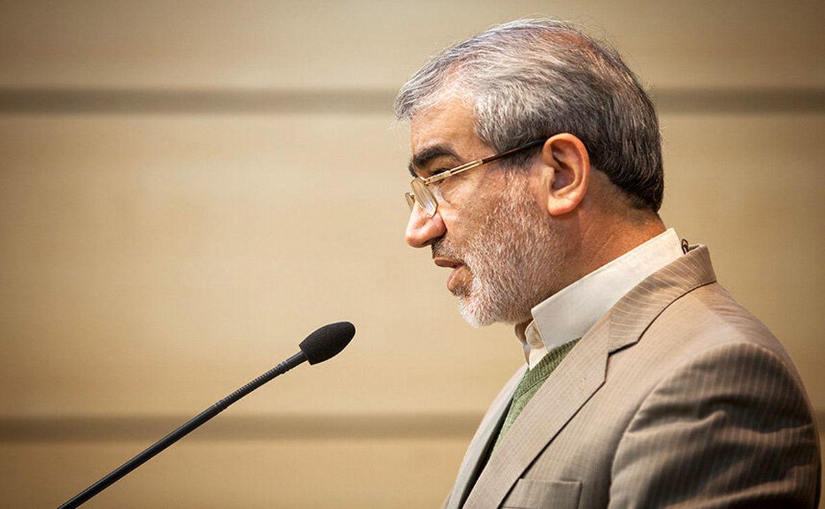 آیا منظور کدخدایی رد صلاحیت احمدی نژاد است؟