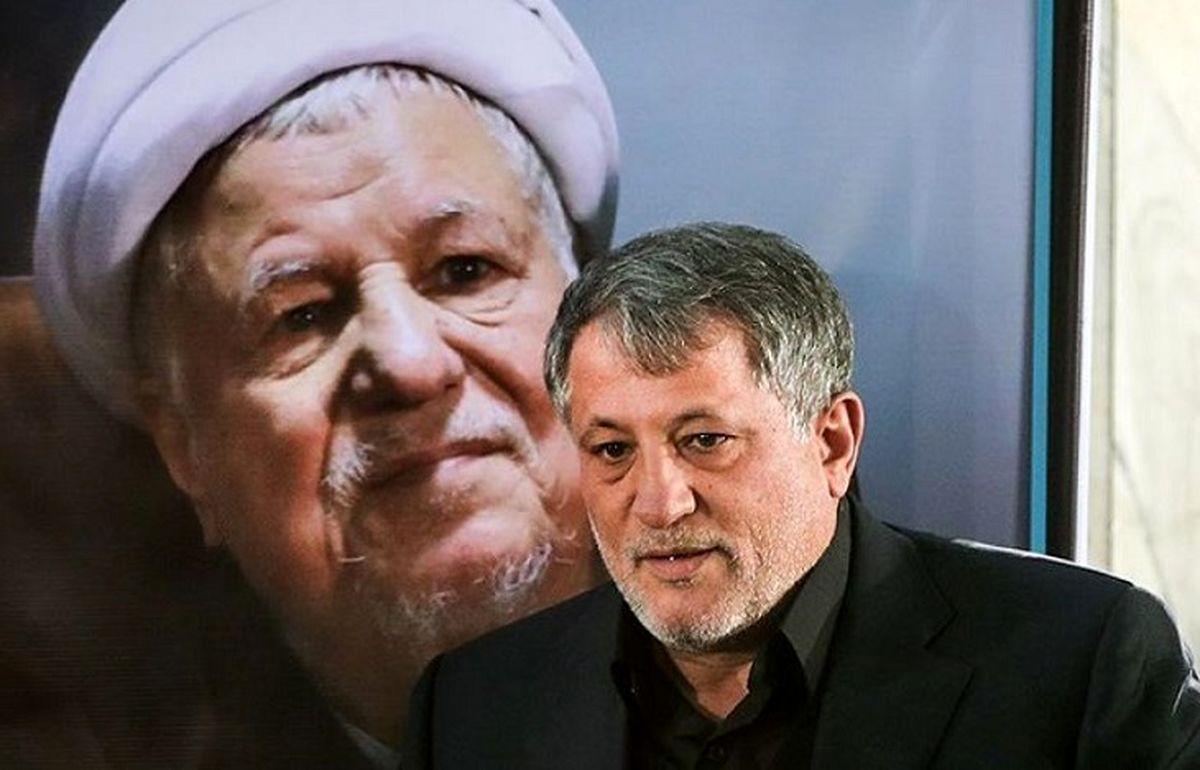 محسن هاشمی: فشاری نباشد ثبتنام نمیکنم