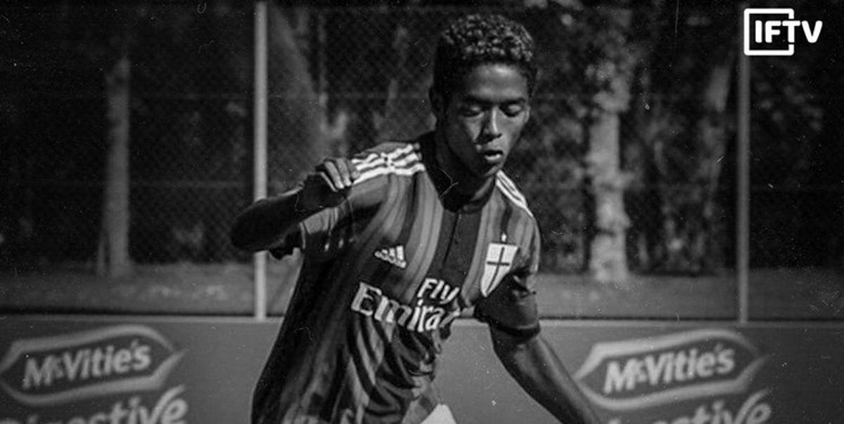 خودکشی فوتبالیست 20 ساله + جزییات