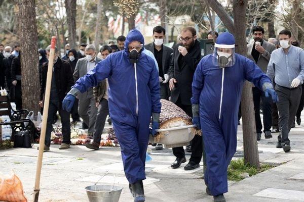آخرین آمار قربانیان کرونا در ایران 9 مرداد + اینفوگرافی