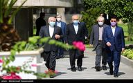 تصاویر حاشیه آخرین جلسه هیات دولت روحانی