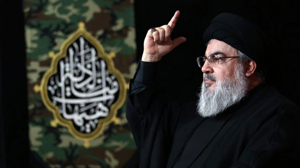 سیدحسن نصرالله: نظامیان آمریکایی در عراق و شرق فرات اشغالگرند