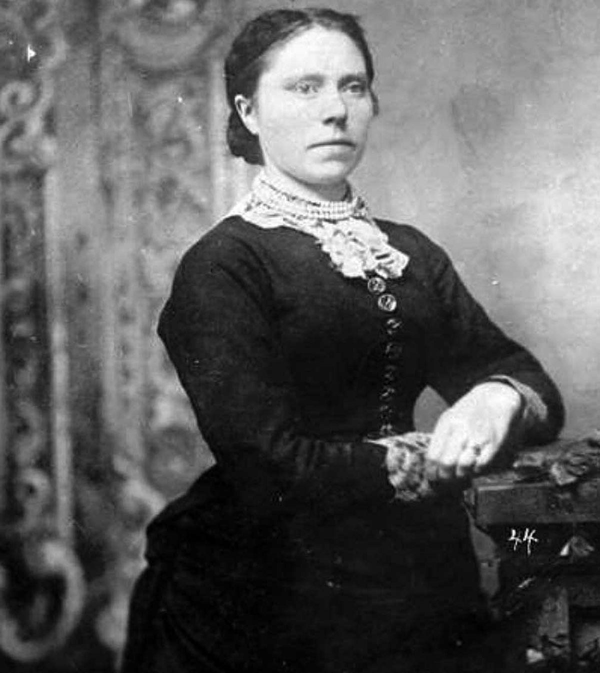 عکس عجیبترین زن قاتل تاریخ