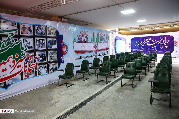 ثبتنام داوطلبان انتخابات ریاستجمهوری وارد چهارمین روز خود شد