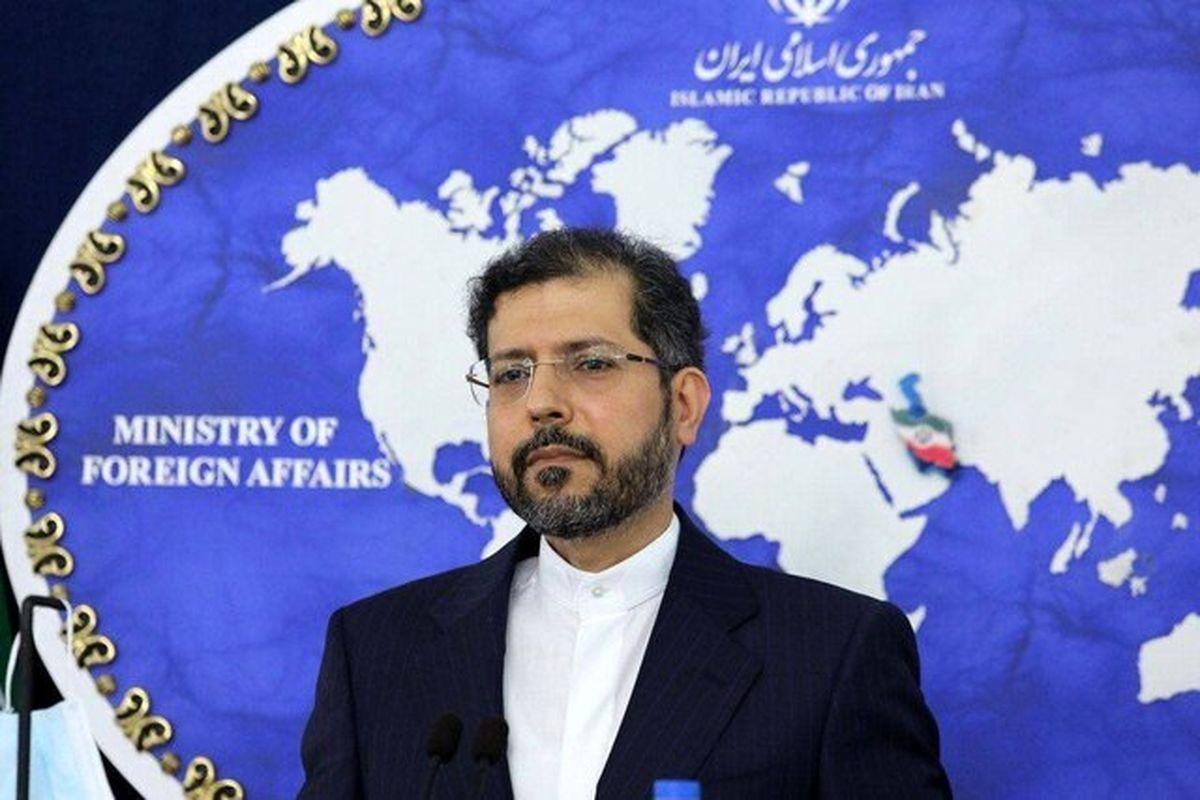 ایران اقدام تروریستی در قندوز افغانستان را محکوم کرد