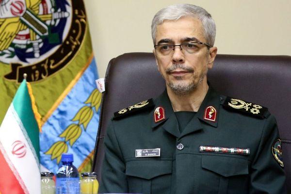 اولتیماتوم فرمانده ارشد نظامی ایران به آمریکا