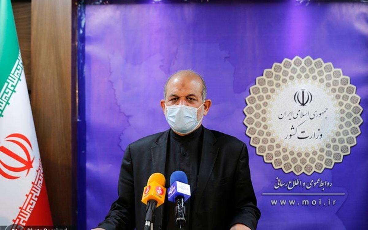 هشدار قاطع وزیر کشور به دشمنان ایران   جزئیات