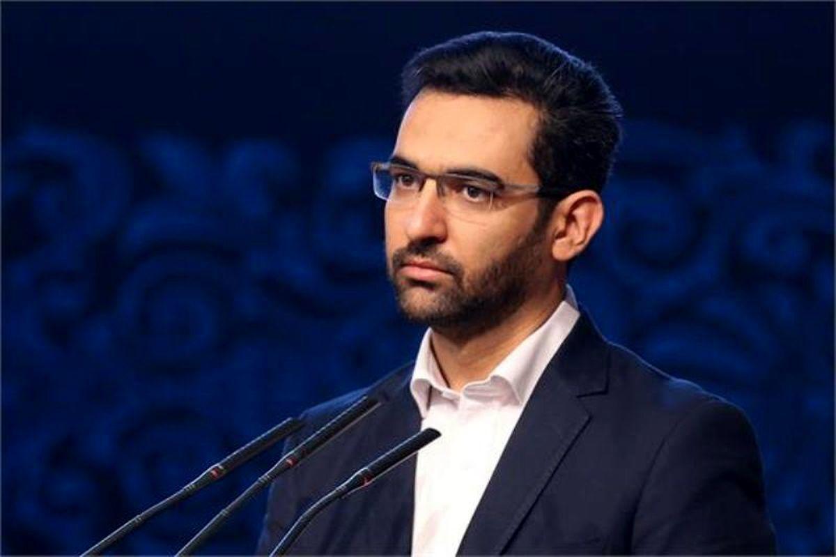 آذری جهرمی: کاندیداهای ریاست جمهوری برای تبلیغات بسته اینترنت میگیرند