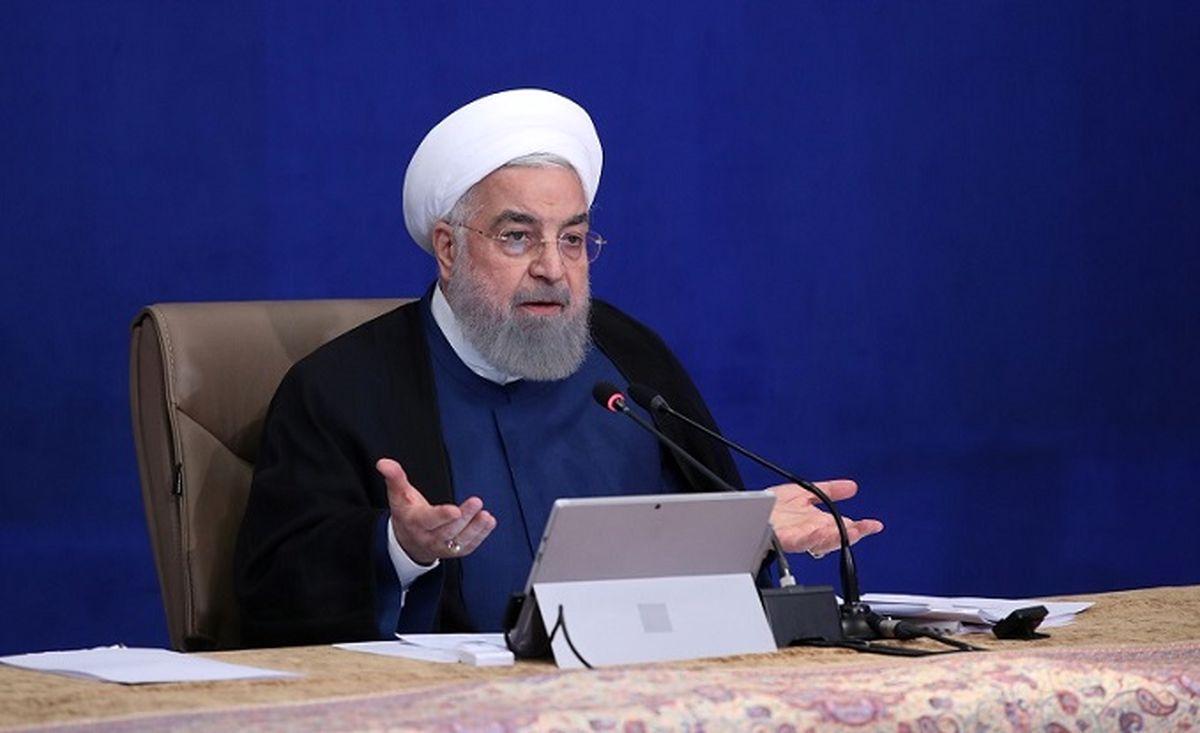 روحانی از مردم عذرخواهی کرد ! + فیلم