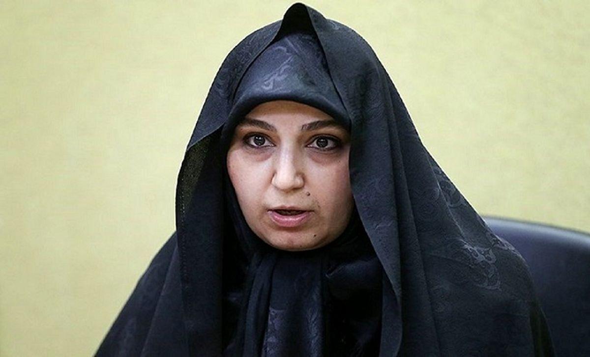 درخواست دختر سردار سلیمانی از مردم تهران + جزئیات