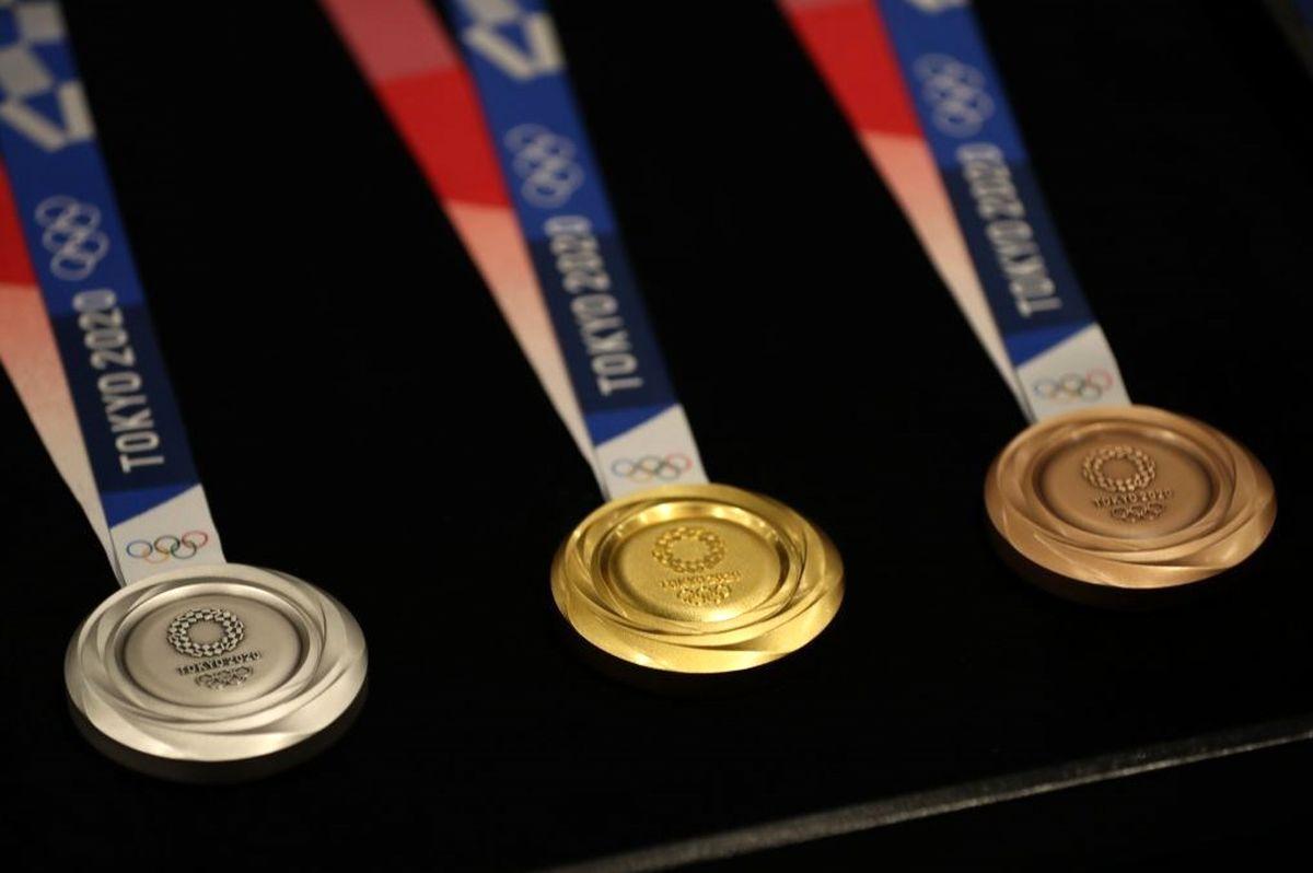 روند ساخت مدالها،سکوها و لباسهای المپیک توکیو
