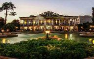 اینجا کاخی در فرانسه نیست؛عمارت شاپوری شیراز