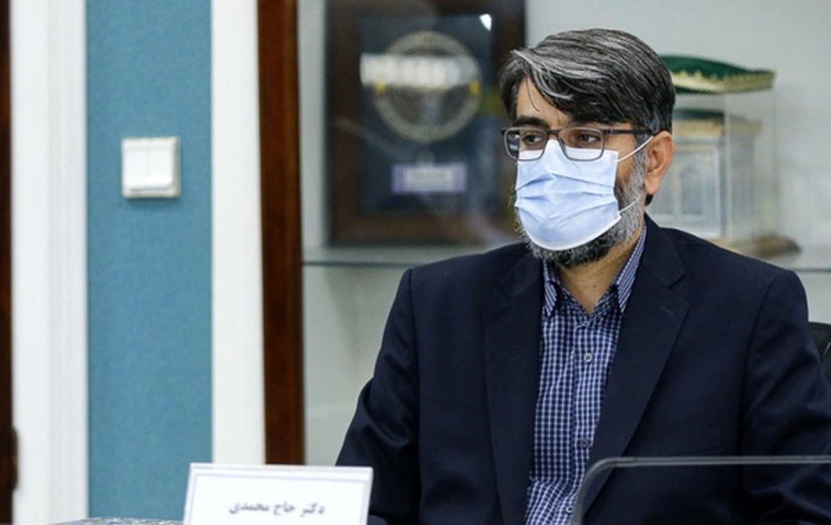 توئیت جدید رئیس سازمان زندانها درباره سپیده قلیان   جزئیات