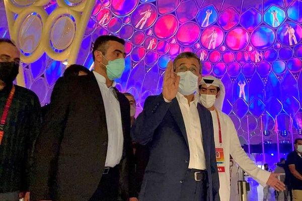 خشم احمدینژاد از منتقدان سفرش به دبی | احمدی نژاد جنجال بپا کرد