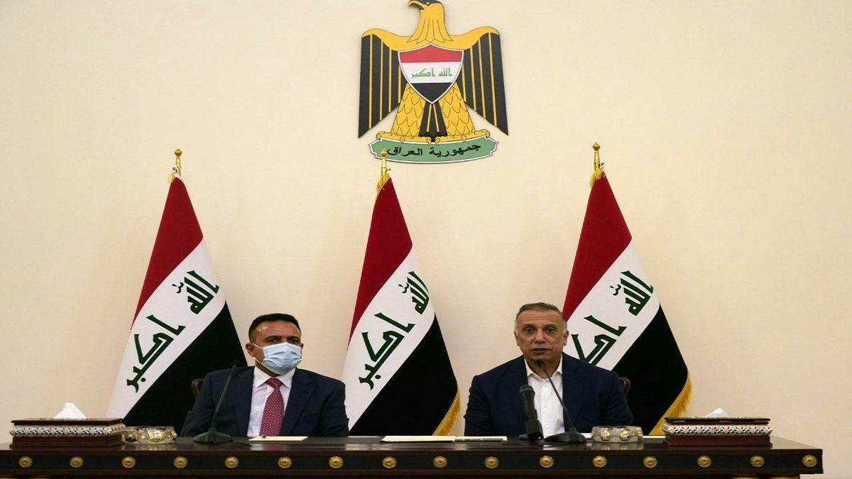 درخواست نخست وزیر عراق از مردم برای دریافت واکسن کرونا