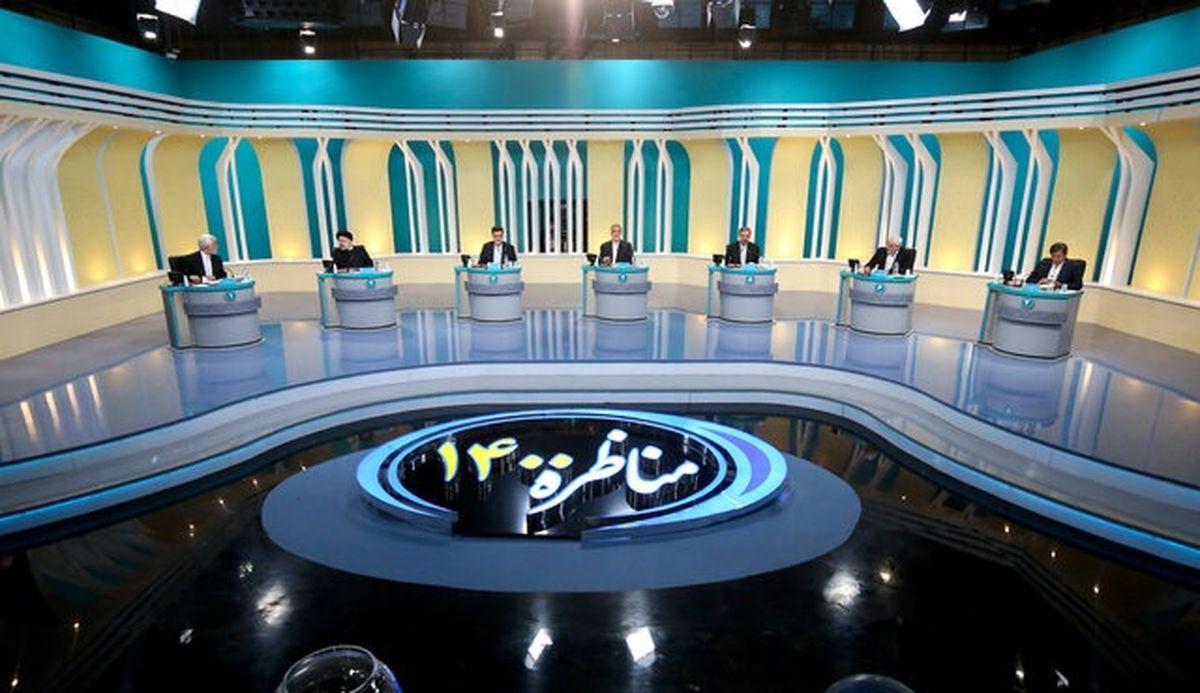 انتقاد تند یاشار سلطانی از نبود پرچم ایران در مناظره دیروز + توئیت
