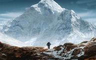 تصویری جذاب از هیمالیا