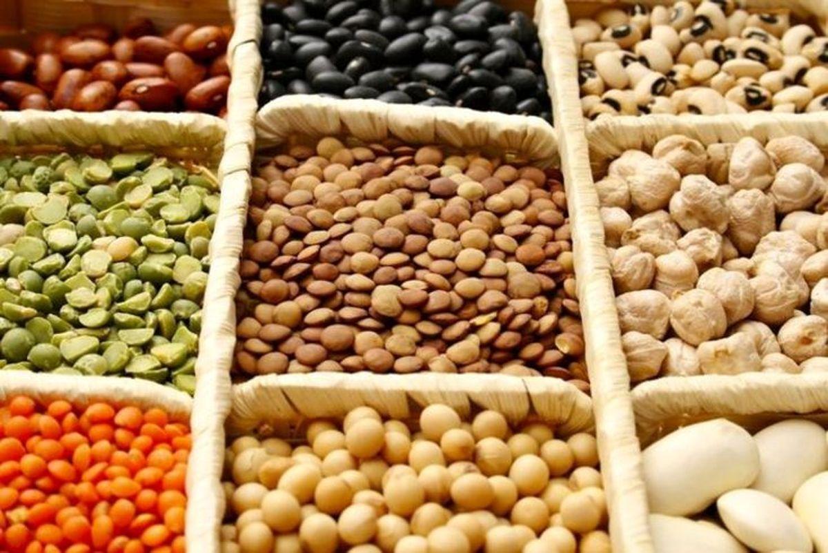 قیمت هر کیلو حبوبات در بازار امروز (۱۴۰۰/۰۱/۲۲) + جدول