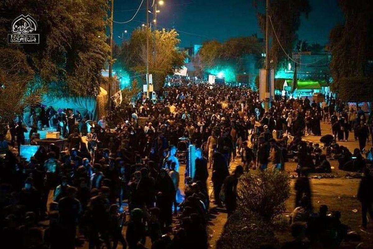 آخرین خبر از حادثه تروریستی زائران کاظمین / حضور الکاظمی در محل حادثه + عکس