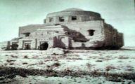 عکس: آرامگاه فردوسی در زمان قاجار