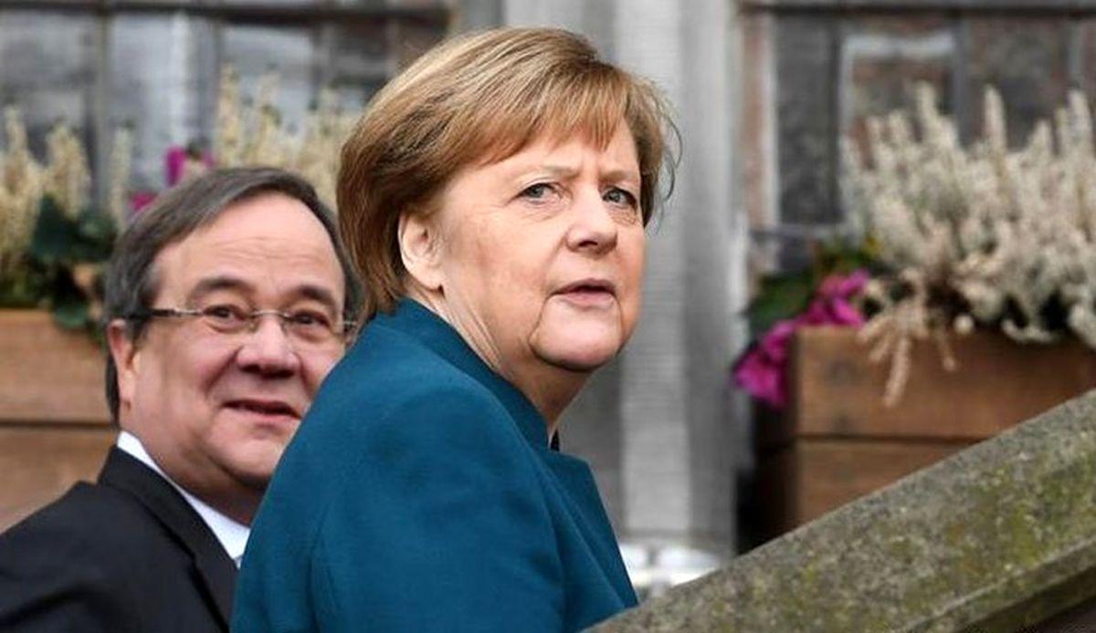 جایگزین مرکل در حزب حاکم آلمان تعیین شد