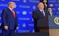 ترامپ: اگر ایران به کشتیهای آمریکا حمله کند، به دردسر بزرگی میافتد / منوچین: اروپاییها گفتند هیچکاری را درباره ایران بدون موافقت آمریکا انجام نمیدهند