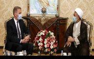 انتقاد تند ذوالنور از آمریکا و اروپا در دیدار با سفیر آلمان + جزئیات